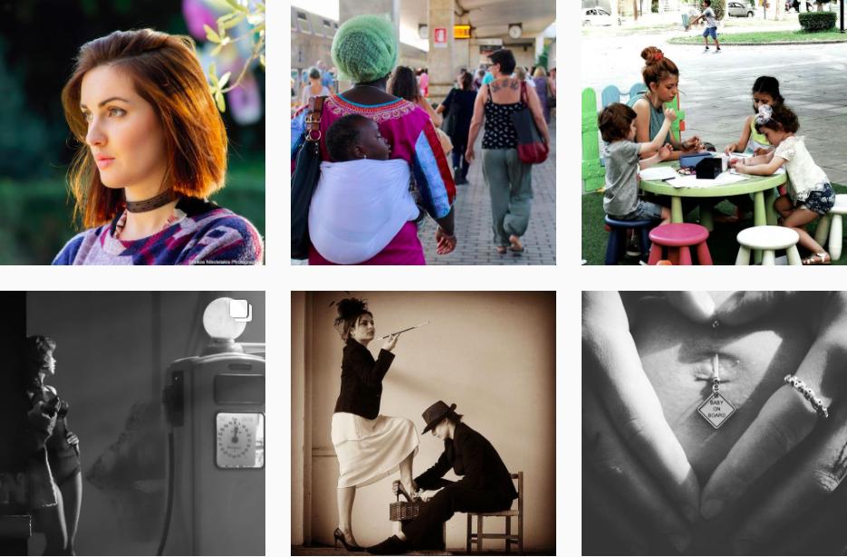 Μια έκθεση φωτογραφίας με θέμα τη γυναίκα