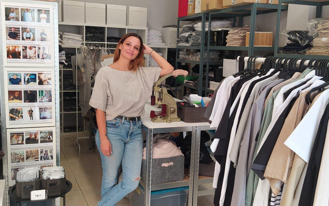 Women we trust | Πόσους διάσημους μάγειρες έχει ντύσει η Kook της Μαρίας Ξυπολιτά;